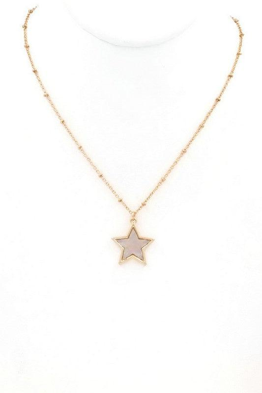 Touch the Stars Necklace