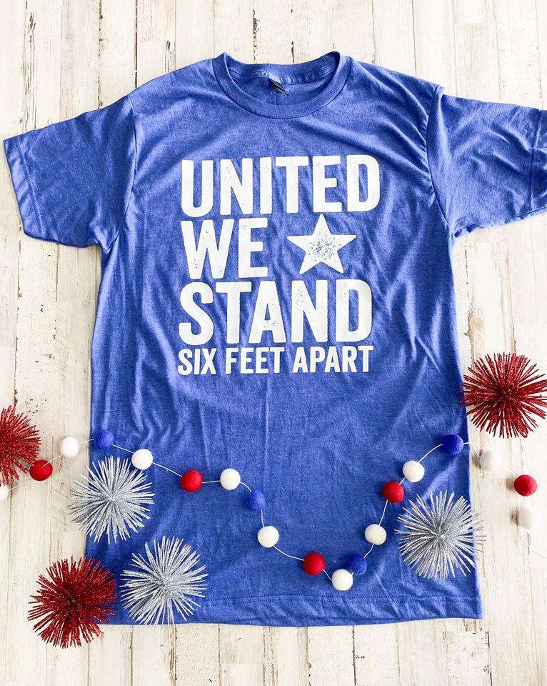 United We Stand Graphic Tee