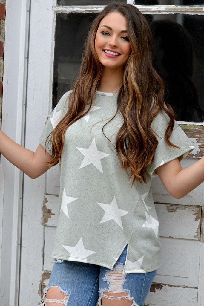 Written In The Stars Top
