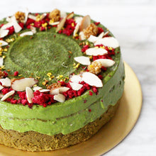 Load image into Gallery viewer, *EXCLUSIVE* Double Matcha Fudge Cake 2.0 (GF, V, RSF)