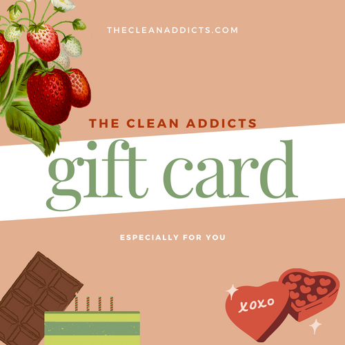 Online Clean Treats Gift Card