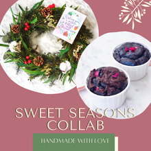 Load image into Gallery viewer, 12/12 PREORDER - SWEET SEASONS Crafters Collab Bundle (GF, Vegan, Refined Sugar Free)