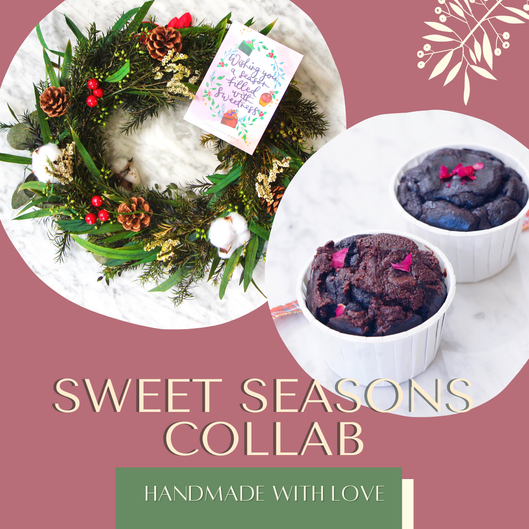 12/12 PREORDER - SWEET SEASONS Crafters Collab Bundle (GF, Vegan, Refined Sugar Free)