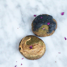 Load image into Gallery viewer, Matcha x Peanut Butter Bliss Cookies (V, RSF)