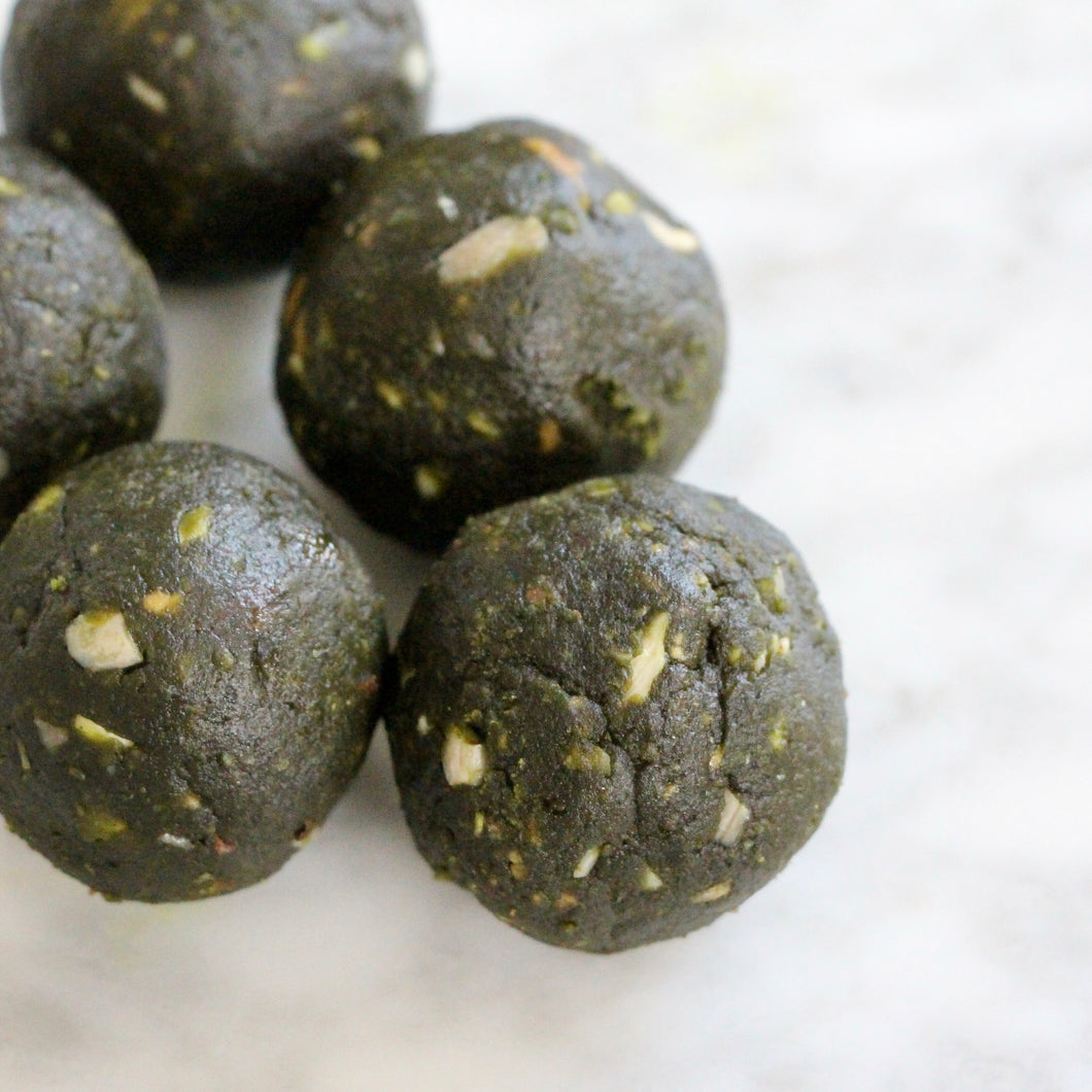Matcha Clean Protein Balls - Box of 10 (GF, Vegan, F45 Approved)