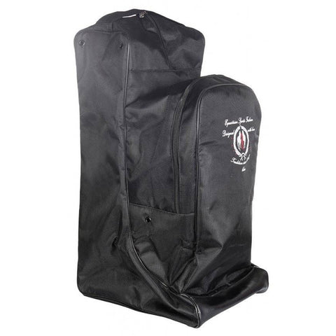 Boots bag with pocket for helmet 10387