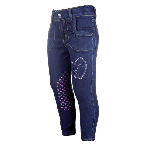 HKM Riding breeches -Bellamonte Horses- s. knee patch Art. No.: 10518