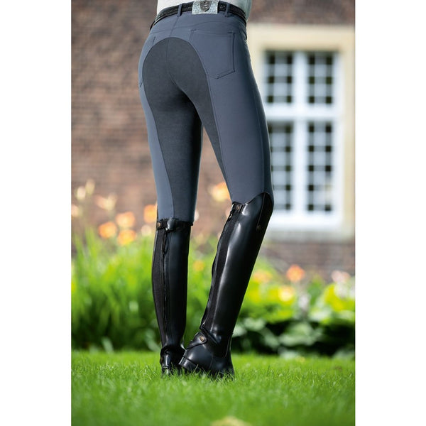 Riding breeches -Limoni PAM Horse- 3/4 Alos seat Art. No.: 10625