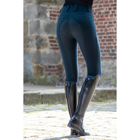 Riding breeches -Scarlett ZOE- silicone full seat Art. No.: 11448