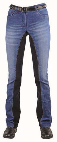 Jodhpur riding trousers -Summer Denim-
