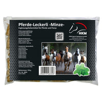 Horse titbits with mint flavour, 750 g Art. No.: 4833