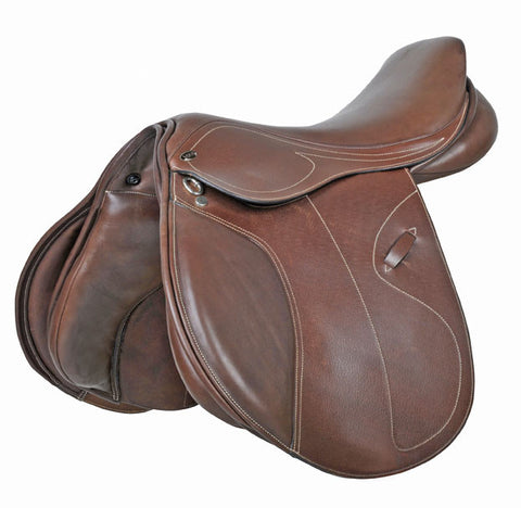 "Jumping saddle -Canyon 17"" 5568"