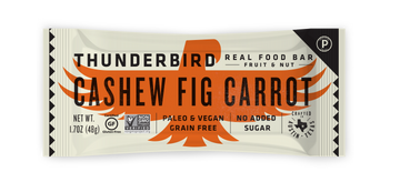 Thunderbird Bar - Cashew Fig Carrot