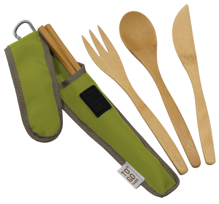 To-Go Ware RePEaT Utensil Set - Avocado