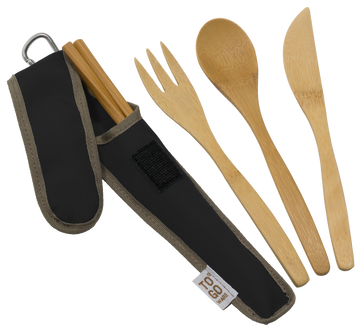 To-Go Ware RePEaT Utensil Set - Hijiki