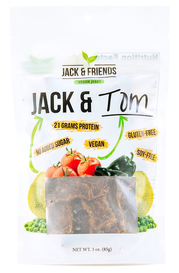 Jack & Friends Vegan Jerky