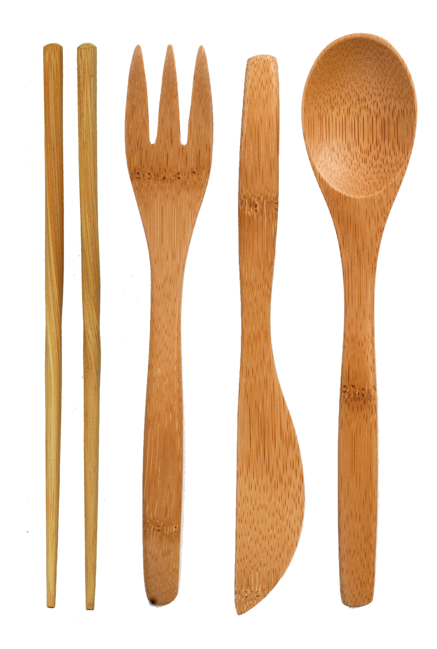 To-Go Ware RePEaT Utensil Set - Cayenne
