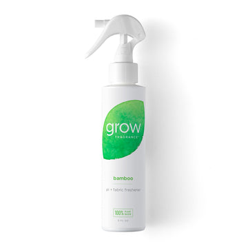 Grow Fragrance Air & Fabric Freshener - Bamboo