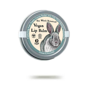 SeaWitch Botanicals Vegan Lip Balm Tin