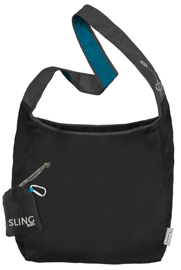 ChicoBag Messenger Bag - Black
