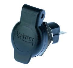 Britax 14094 Single Pole Socket with 2 x 6.3mm Terminals