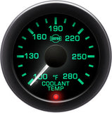 ISSPRO EV² Performance Water Temperature Gauge 100 - 280°F  R13588 & R16588
