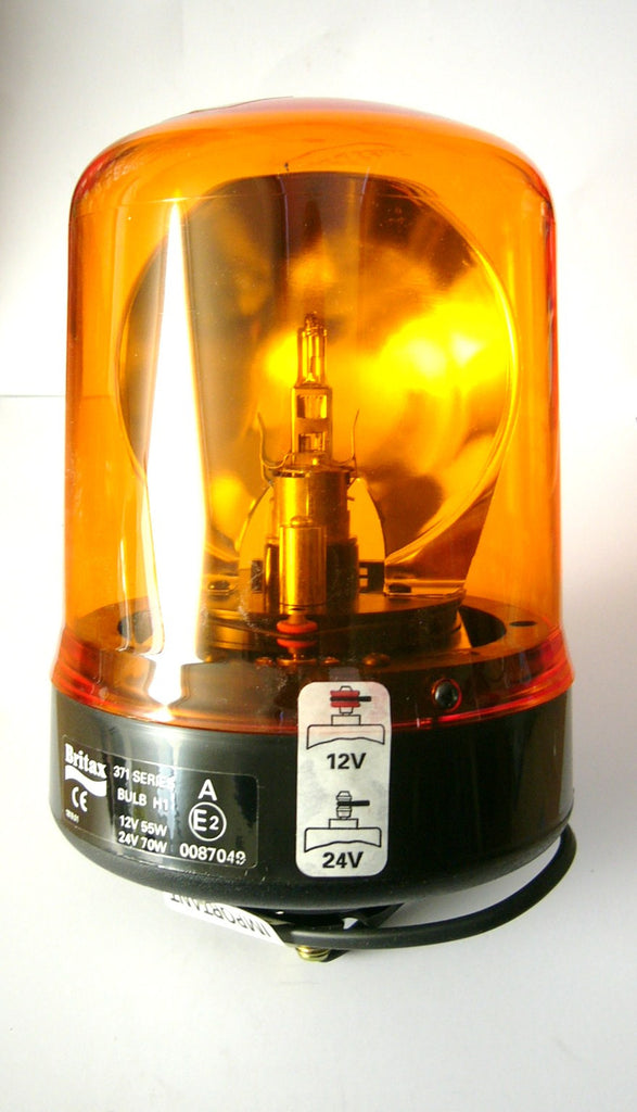 Britax Amber Beacon 371.00.12V