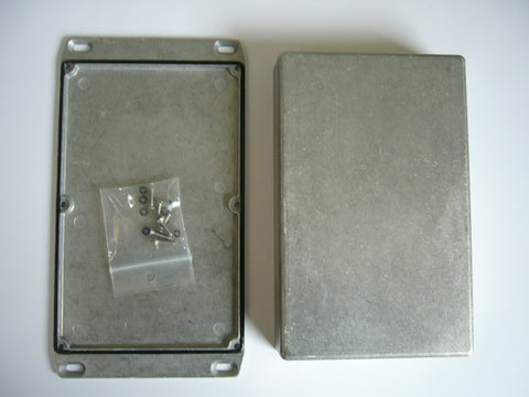 Hammond 1590WDDFL Aluminium Die Cast Enclosure IP65