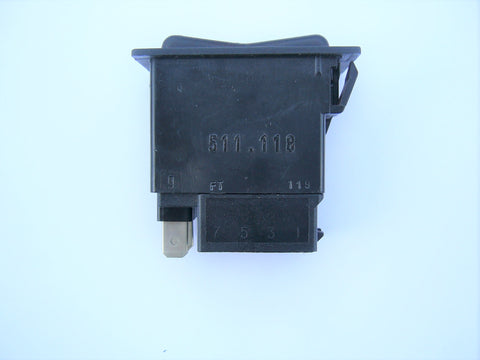 Britax/SWF 511 Series Switches Suitable for Two and Single Speed Wiper Motors