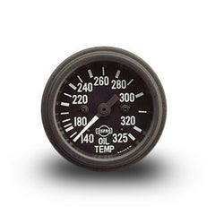 ISSPRO Standard Mechanical (Capillary) Oil Temperature Gauge
