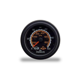 ISSPRO Standard Mechanical Dual Scale Oil Pressure Gauges