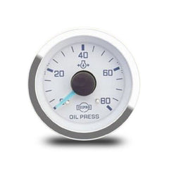 ISSPRO Enhanced Visibility (EV) Mechanical Oil Pressure Gauges
