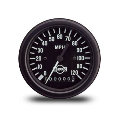 ISSPRO R8482  0-120MPH  Programmable Speedometer with Odometer