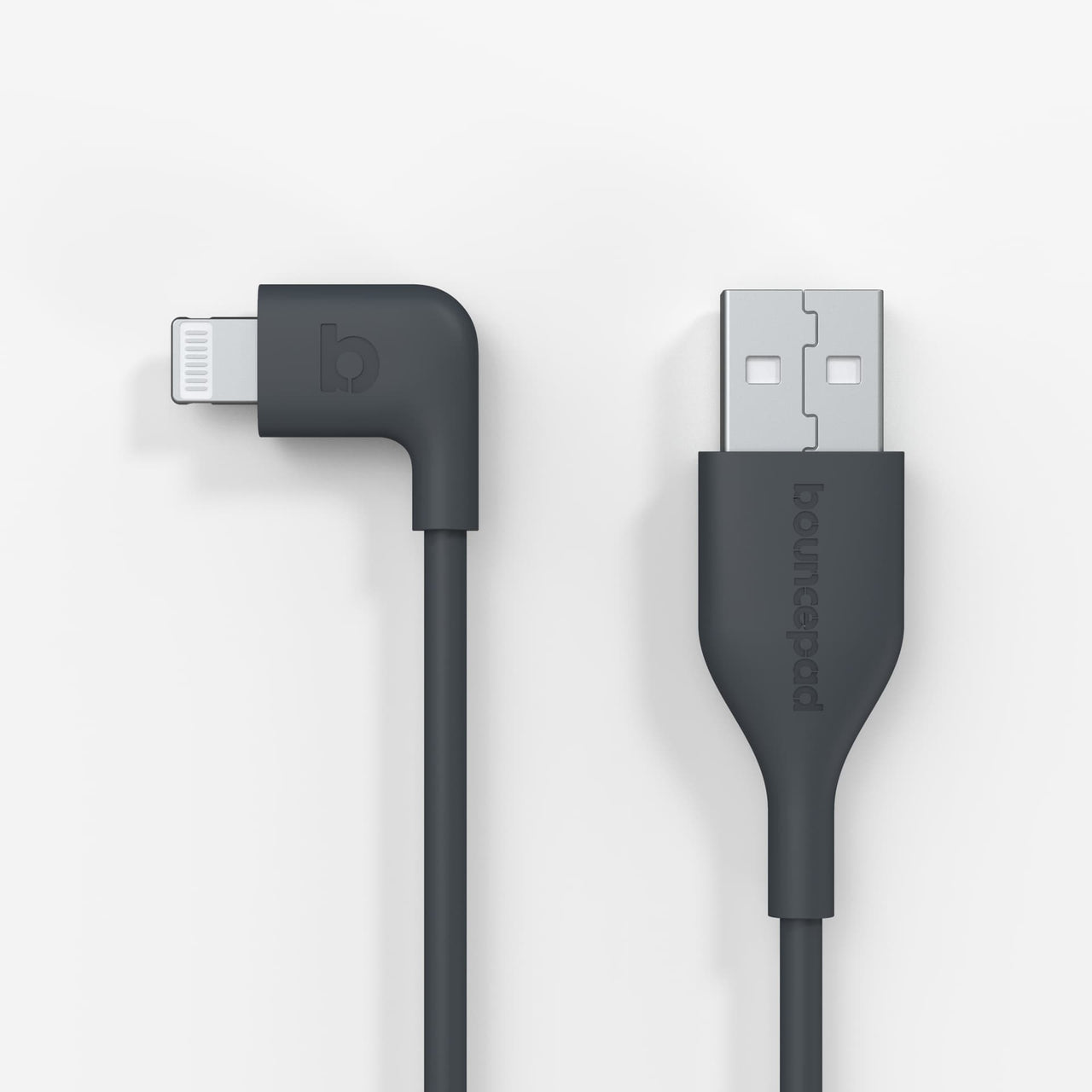 Right-angled Lightning to USB-A 6ft cable