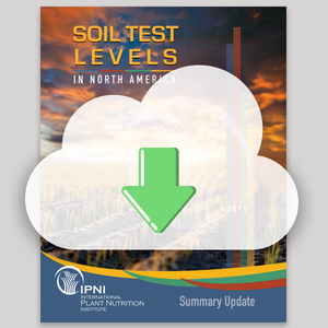 Digital Download - Soil Test Levels in North America: 2015 Summary Update
