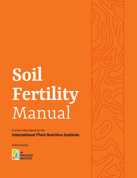 Soil Fertility Manual (Bound with cover)
