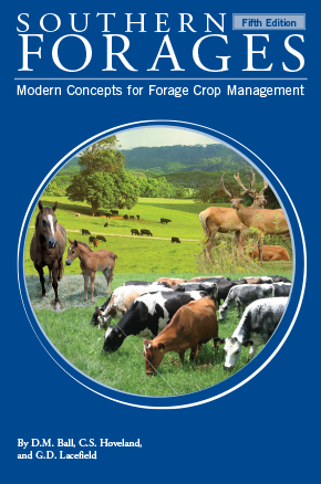 Southern Forages: Modern Concepts for Forage Crop Management