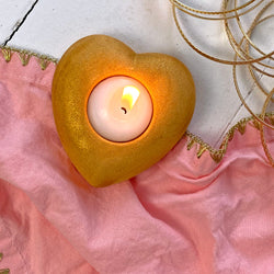 Hallu by Peyton Heart Candle Bomb