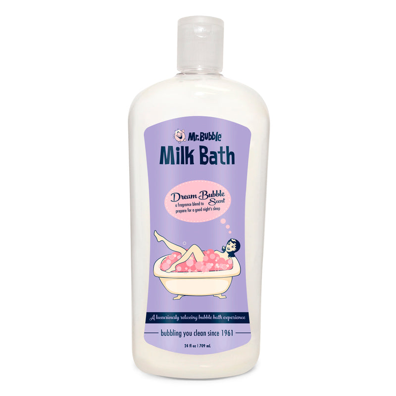 Mr. Bubble Dream Bubble Milk Bath 24 fl oz