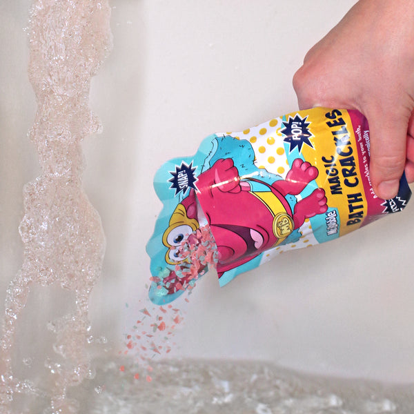 Mr. Bubble Magic Bath Crackles