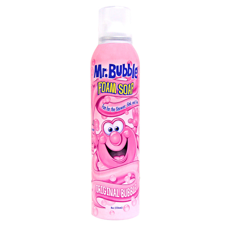 Mr. Bubble Original Foam Soap 8 oz