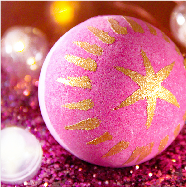 Hallu Escape Fairy Dance Party Bath Bomb