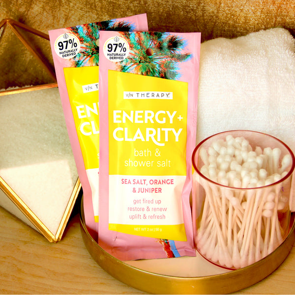Village Naturals Therapy Energy & Clarity Soak