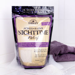 Nighttime Relief Foaming Epsom Salt