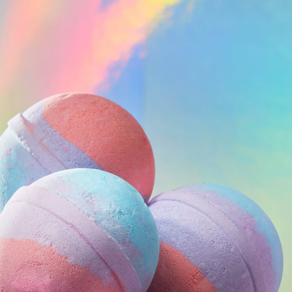 Hallu Unicorn Bath Bombs