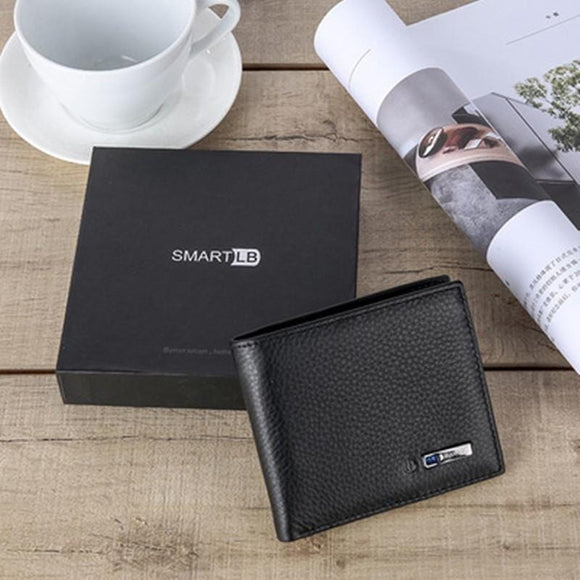 Smart Anti-Theft Wallet