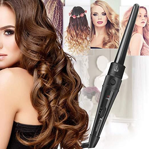 6-in-1 Curling Wand Set