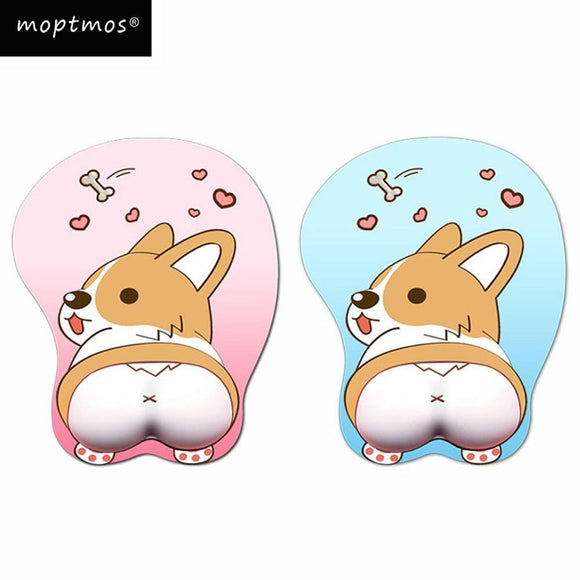Cute Corgi Mousepad