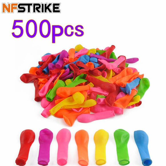 500Pcs Funny Water Balloons Toys Magic