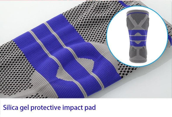 Elastic Support Knee Pad